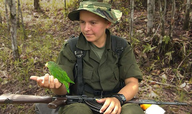 As Colombia Votes On Peace, Child Soldiers Struggle To Adapt